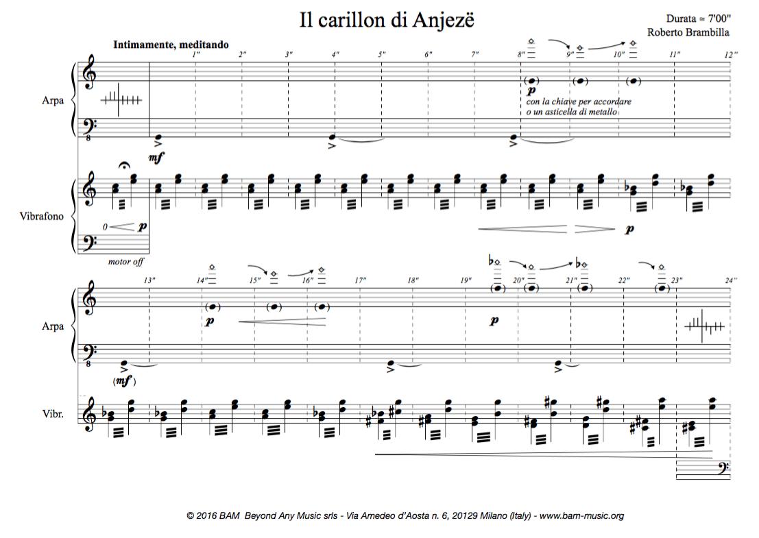 Il carillon di Anjeze